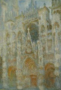 Monet Le Maitre De La Cathedrale De Rouen Chronique Ystory Fr
